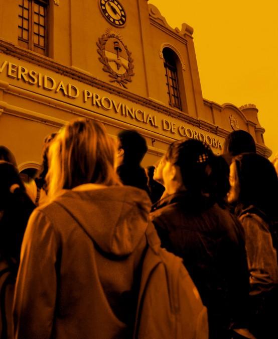 Cerca de 10 mil pre inscriptos en la Universidad Provincial de Córdoba