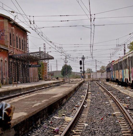 Convocatoria fotográfica: Yo Quiero Ver Un Tren