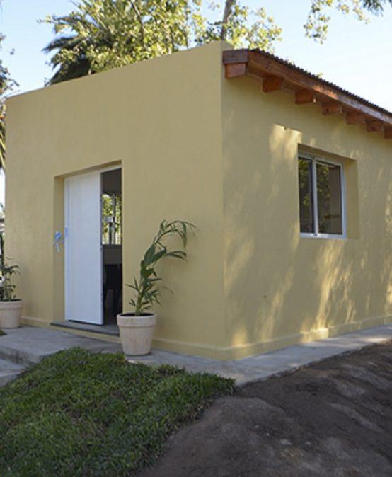 Inauguró el aula taller donde funcionará el molino de papel de la UPC