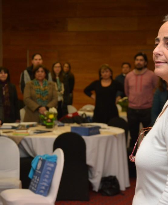 La UPC en zonas afectadas por incendios en Chile