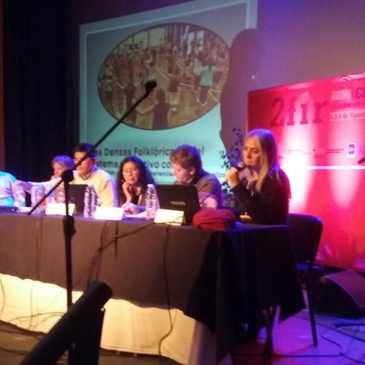 La UPC en el 2° Congreso de Folklore e Identidad Rionegrina