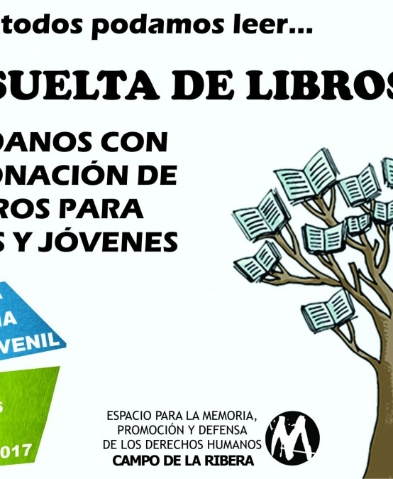 La UPC participa de la Suelta de Libros del Espacio de la Memoria Campo de la Ribera