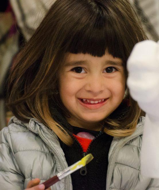 Inauguró la muestra Caballitos en Sala Farina con muchos talleres gratuitos