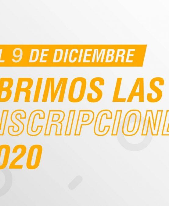 Inscribite para comenzar tus estudios el 2020 en la Universidad Provincial