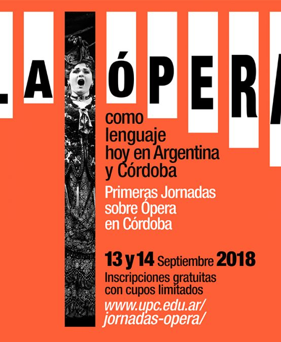 Primeras Jornadas sobre Ópera en Córdoba