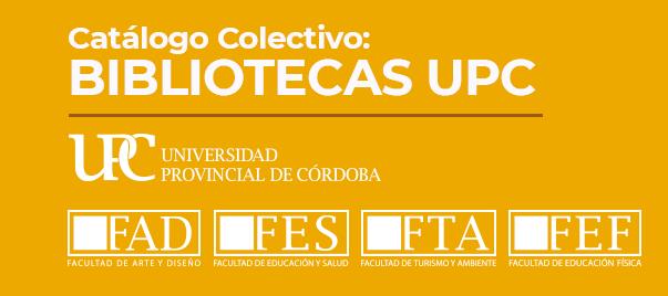 Catálogo Colectivo: Bibliotecas UPC