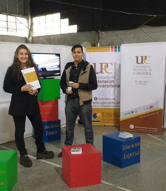La UPC en la ExpoCarreras Oncativo 2017