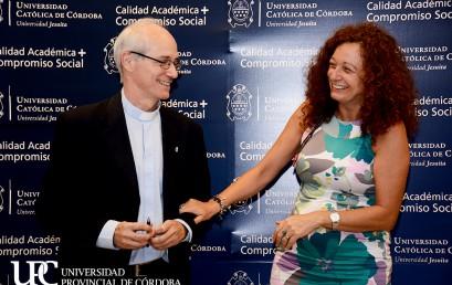 La Universidad Provincial y la Universidad Católica estrechan sus lazos