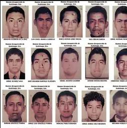 """""""Ayotzinapa"""": El trabajo de los antropólogos forenses argentinos en la investigación de la desaparición 43 estudiantes secundarios en México"""