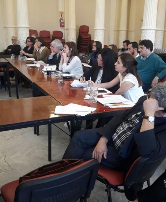 Encuentro del Programa de Movilidad Académica en ARTE, MAGA e INNOVART