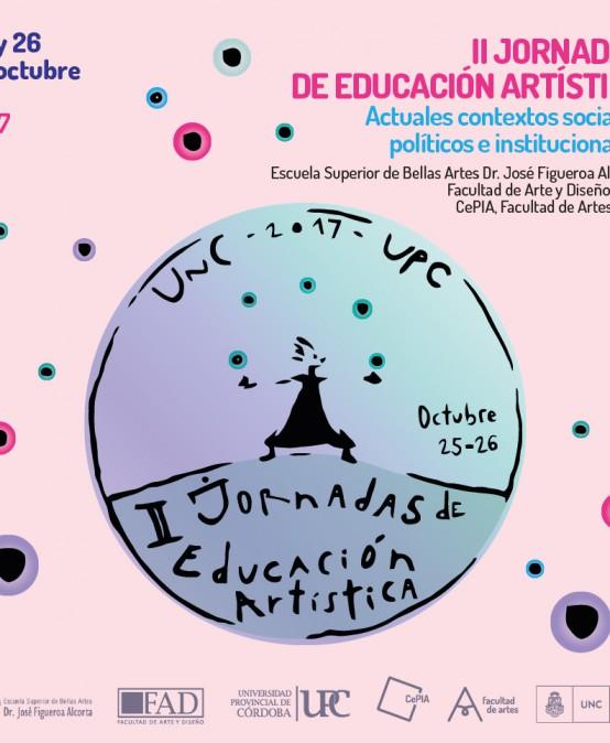II Jornadas de Educación Artística