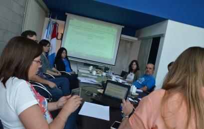 Nuevo encuentro de la de la Red de Inclusión de la Discapacidad en las Universidades Cordobesas