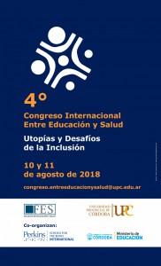 4 CONGRESO ENTRE EDUCACIÓN Y SALUD - Congreso Entre Educación Y Salud UPC