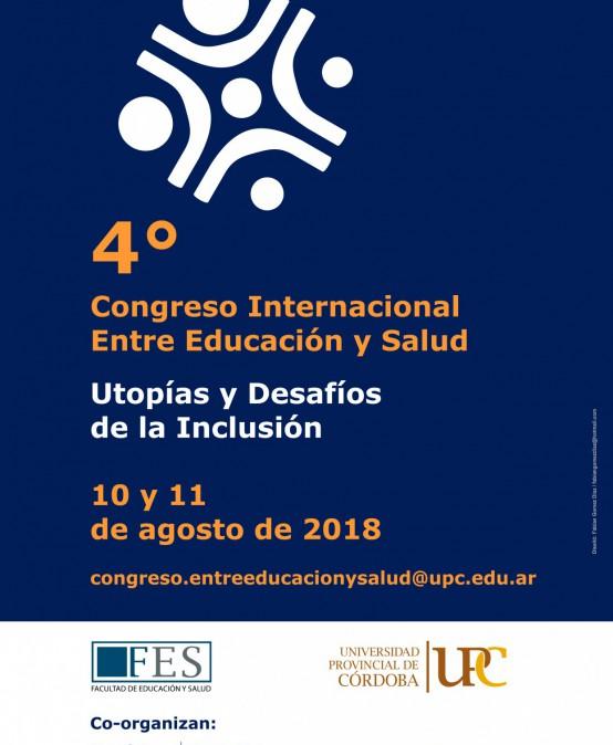 4° Congreso Internacional Entre Educación y Salud