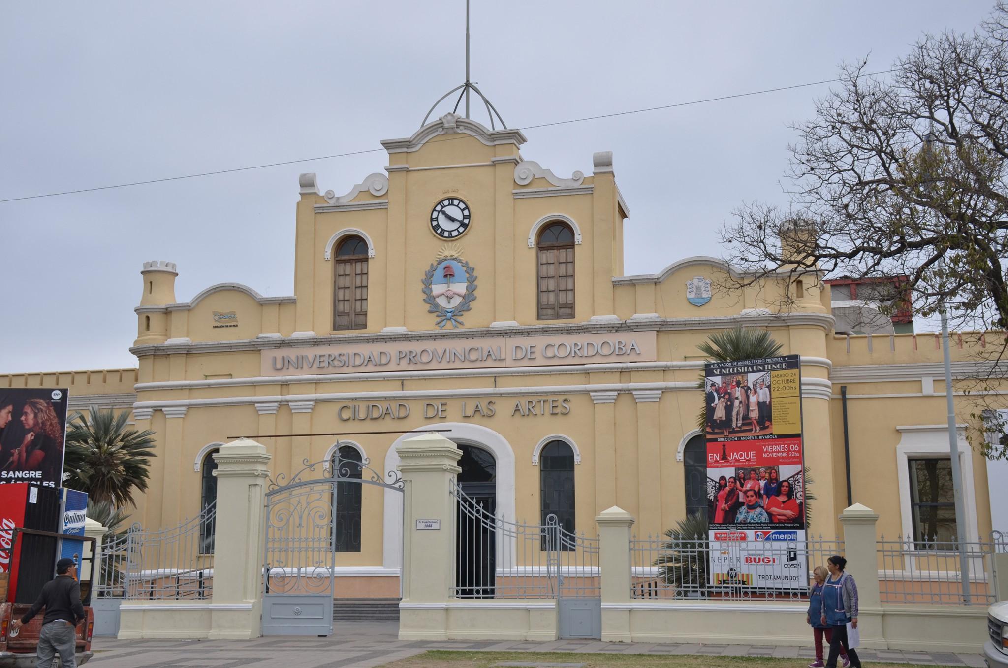 UPC   Universidad Provincial de Córdoba