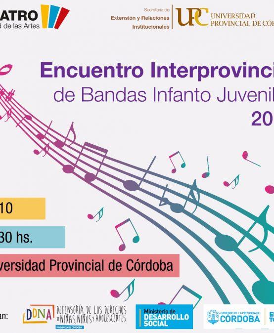 Encuentro Interprovincial de Orquestas y Bandas Infantiles y Juveniles