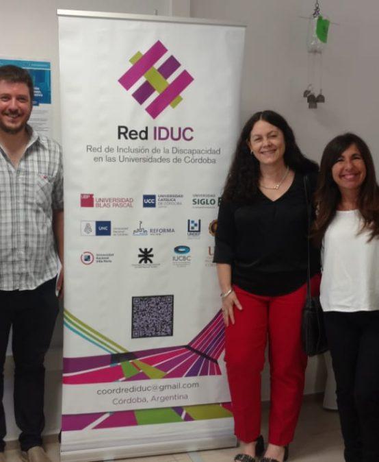 La UPC en la Jornada de intercambio sobre inclusión de personas con discapacidad