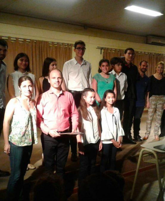 Resultados del Concurso Provincial de Piano en la Facultad de Arte y Diseño