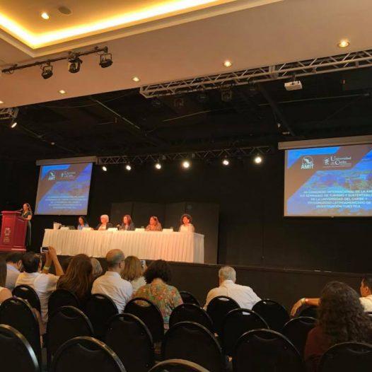 Docente de la FTA en el Congreso Latinoamericano de Investigación Turística
