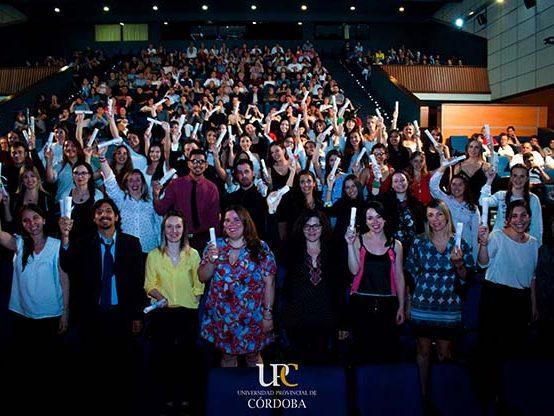 Nuevos egresados en Universidad Provincial de Córdoba
