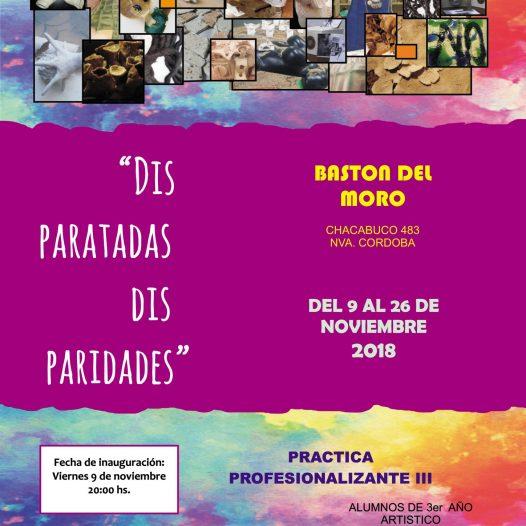 Exposición de Cerámica Artística Contemporánea: Disparatadas Disparidades