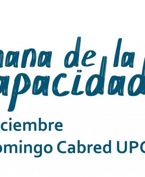 Semana de la Discapacidad en la Universidad Provincial de Córdoba