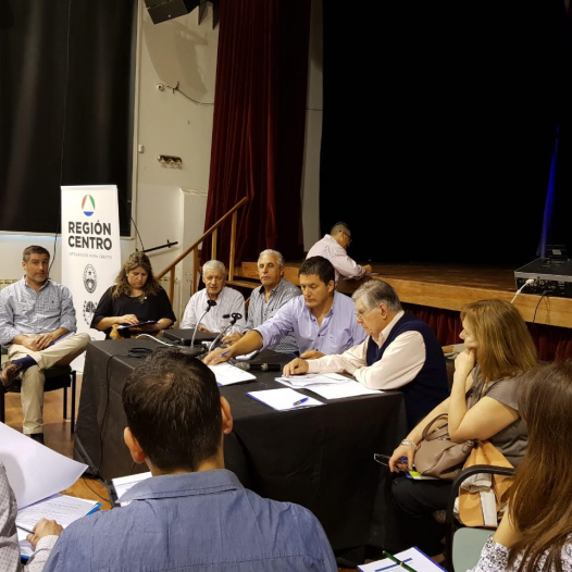 La UPC participó del Foro de Universidades de la Región Centro