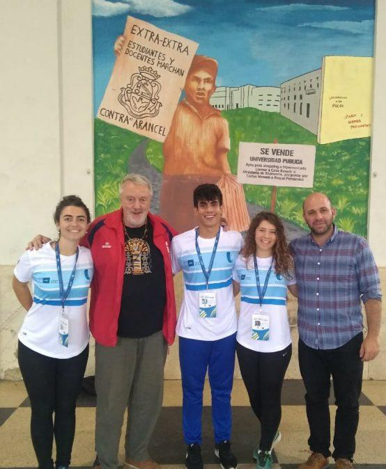 Estudiantes de la UPC participaron en la Academia de Lideres Voluntarios
