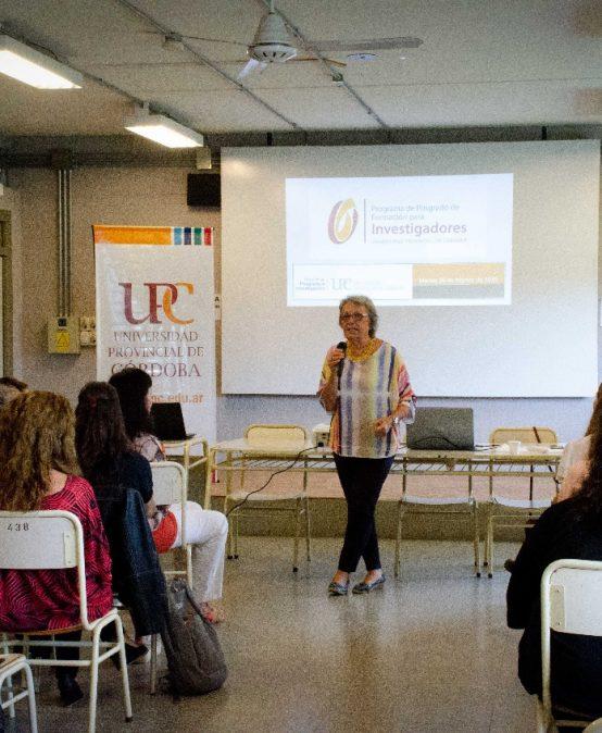 Comenzó el Programa de Posgrado de Formación para Investigadores de la UPC