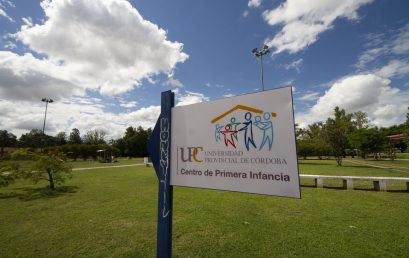 Abrieron las inscripciones para el Centro de Primera Infancia de la UPC