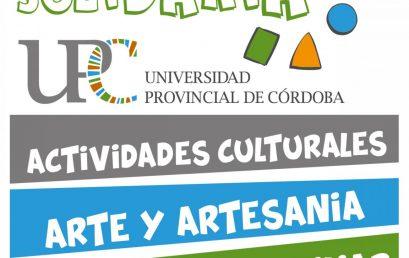 Sumate con tu stand a la Feria Solidaria UPC