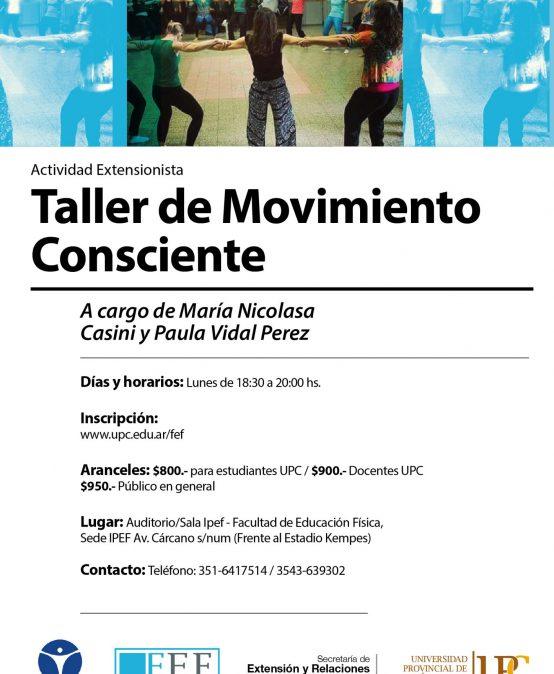 Taller de Movimiento Consciente