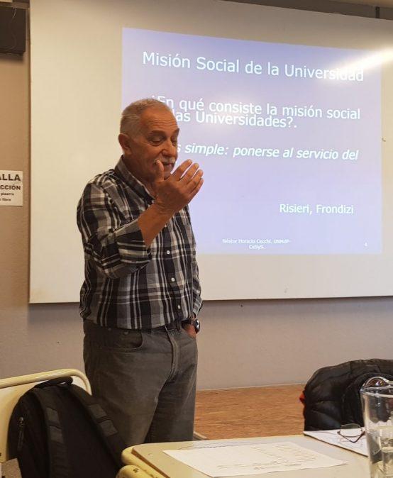 Reflexiones acerca del compromiso social universitario en la UPC