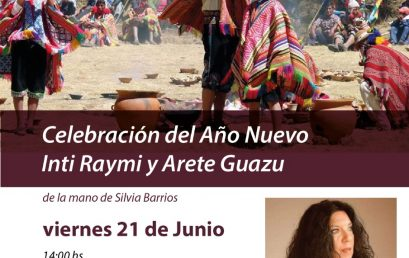 Celebración del Año Nuevo: Inti Raymi y Arete Guazu