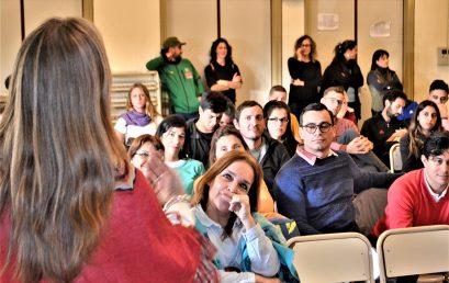 Cierre de la Jornada de Difusión y Promoción de la Investigación: FEF investiga