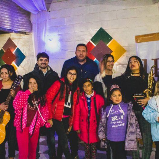 Encuentro de Orquestas Sociales en Nuestro Hogar III