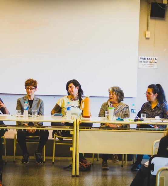 Artistas cordobesas dialogaron sobre género