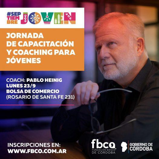 Jornada de Capacitación y Coaching para Jóvenes