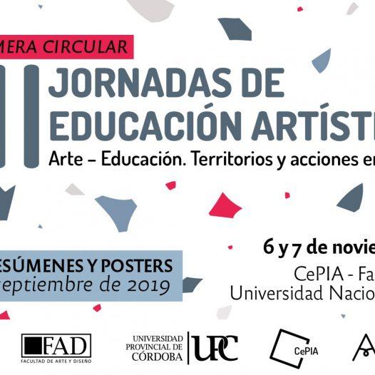 III Jornadas de Educación Artística