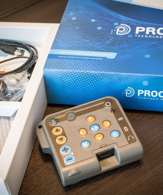 La UPC adquirió nuevos dispositivos para favorecer las trayectorias de estudiantes con discapacidad