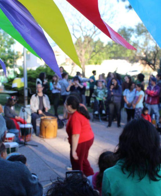 """La FES fue sede del Quinto Encuentro Cultural """"El Colectivo"""""""