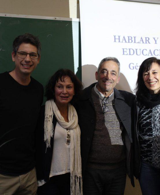 Cierre del curso de posgrado: Escribir en Salud-educación. Géneros científicos y profesionales