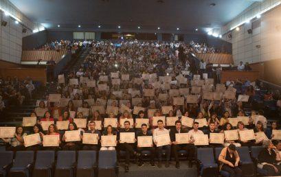 338 estudiantes de la UPC recibieron sus diplomas