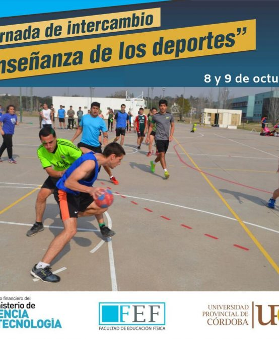Compartiendo experiencias sobre la Enseñanza de los deportes