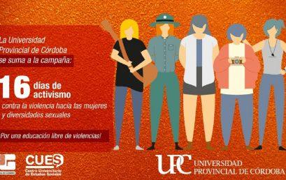 La UPC se suma a los 16 Días de Activismo contra la Violencia de Género