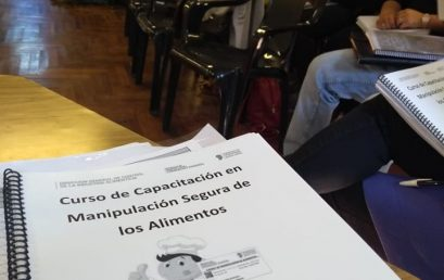 35 estudiantes de la FTA ya tienen su carnet de Manipulador de Alimentos