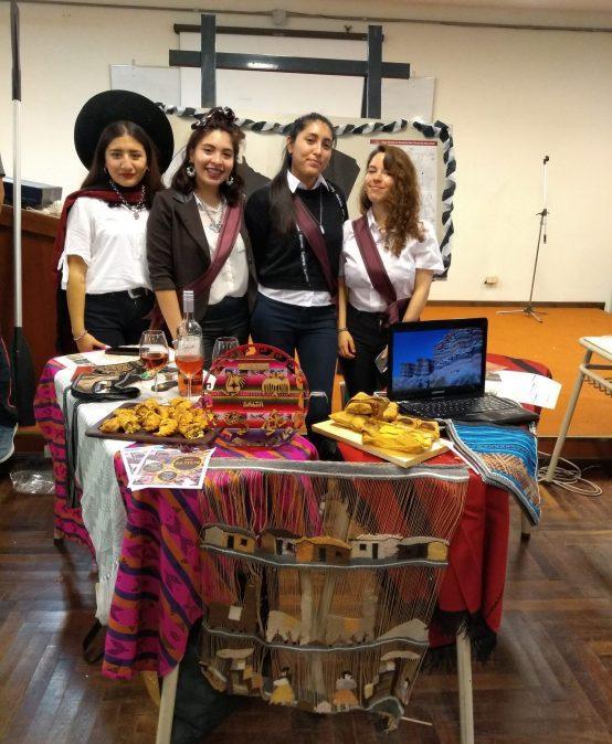 Gran participación en la Feria de Regiones y Gastronomía Argentina en la FTA