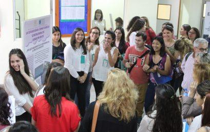Gran participación en la 5ta Jornada de Intercambios de Prácticas de la FES
