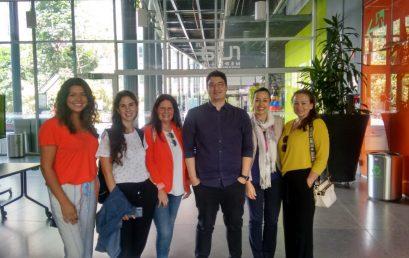 Misión por la internacionalización de la ciudad de Córdoba
