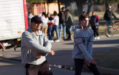 Mañana: no te pierdas la performance del Taller de Street Dance de la UPC